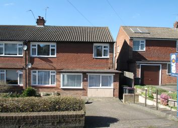 Thumbnail 4 bed semi-detached house for sale in Spring Gardens, Rayleigh