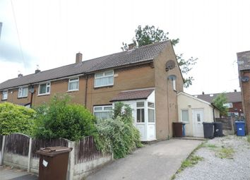 Thumbnail 2 bed semi-detached house for sale in Kilburn Road, Radcliffe, Manchester