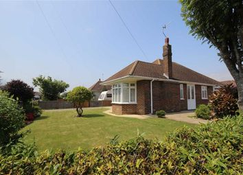 Thumbnail 3 bed detached bungalow for sale in Marlborough Road, Goring-By-Sea, West Sussex