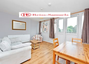 Thumbnail 4 bed maisonette to rent in Olney Road, Kennington
