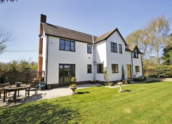 Thumbnail 4 bed detached house for sale in Ripley, Bransgore, Christchurch