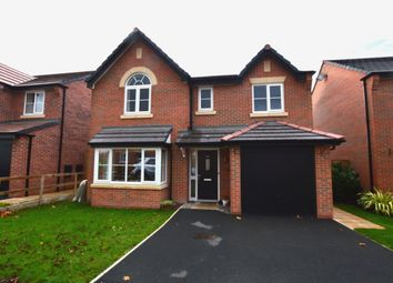Thumbnail 4 bed detached house for sale in Clive Way, Middlewich