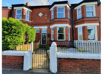 Thumbnail 4 bed terraced house for sale in Derbyshire Lane, Manchester