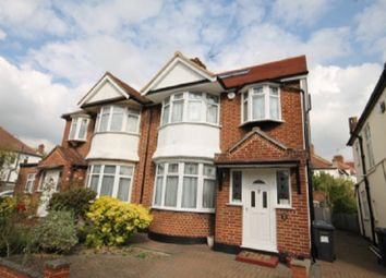 Thumbnail 5 bed semi-detached house for sale in Brook Avenue, Edgware, Greater London.