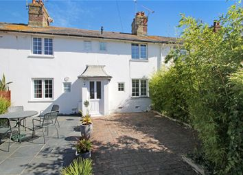Thumbnail 2 bed terraced house for sale in Coastguard Cottages, South Strand, East Preston, West Sussex