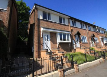 Thumbnail 3 bed town house for sale in St Georges Terrace, Harwood Street, Darwen