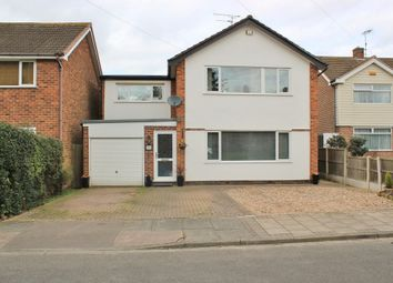 Thumbnail 4 bed detached house for sale in Loughborough Road, West Bridgford