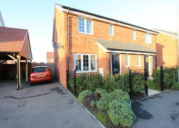 Thumbnail 3 bed semi-detached house for sale in Hyton Drive, Deal