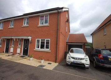 Thumbnail 4 bed semi-detached house for sale in Montague Street, Basildon, Essex