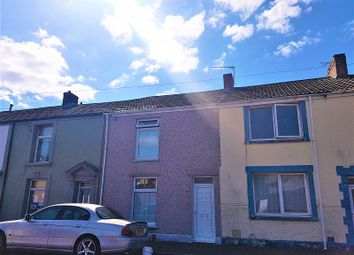 2 bed terraced house for sale in Fleet Street, Swansea, City And County Of Swansea. SA1