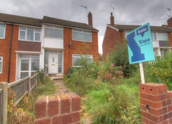 Thumbnail 3 bed end terrace house for sale in London Road, Coventry