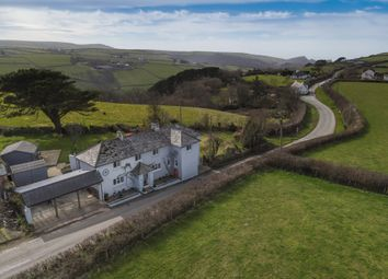 Thumbnail 5 bed detached house for sale in St. Gennys, Bude