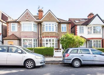 Thumbnail 3 bedroom semi-detached house for sale in Leeside Crescent, London