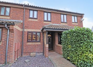 Thumbnail 2 bedroom terraced house for sale in Hall Court, Fen Drayton, Cambridge