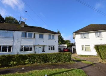 Thumbnail 2 bed maisonette to rent in Meadowcroft Close, Horley