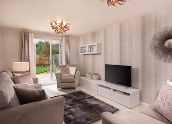 "Thumbnail 4 bed detached house for sale in ""Alderney"" at Lytham Road, Warton, Preston"