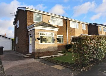 Thumbnail 3 bed semi-detached house for sale in Hameldon Close, Hapton