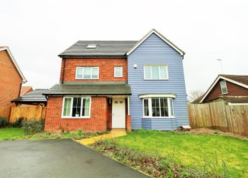 Thumbnail 5 bedroom property for sale in The Chase, Main Road, Longfield