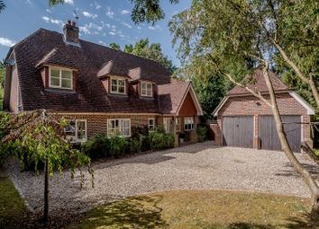 Thumbnail 4 bed detached house for sale in Pantings Lane, Highclere, Newbury