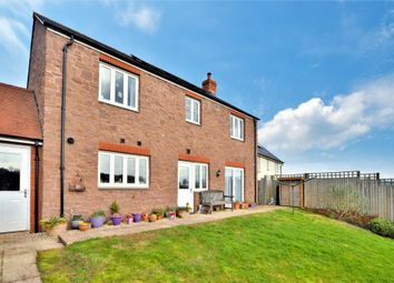 4 bed link-detached house for sale in Creedy View, Sandford, Crediton, Devon EX17
