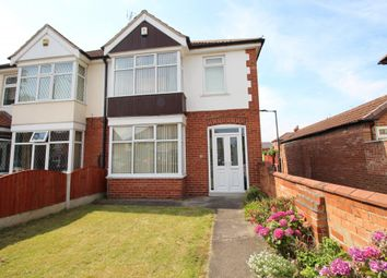 Thumbnail 3 bed semi-detached house for sale in Marlborough Road, Doncaster
