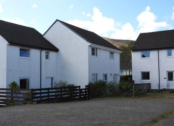 Thumbnail 3 bedroom semi-detached house for sale in Sluggans Drive, Portree, Isle Of Skye