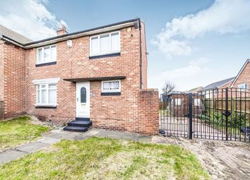 Thumbnail 3 bedroom semi-detached house to rent in Shakespeare Street, Southwick, Sunderland