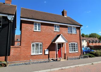 Thumbnail 3 bed detached house for sale in Richmond Road, Colchester