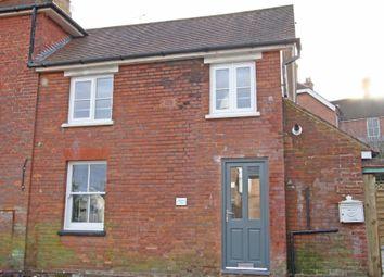 Thumbnail 1 bedroom terraced house to rent in Cranbrook Road, Hawkhurst, Cranbrook