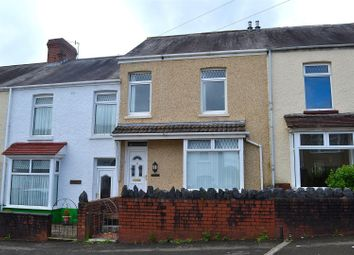 Thumbnail 3 bedroom terraced house for sale in Manor Road, Manselton, Swansea