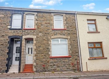 Thumbnail 3 bed terraced house for sale in Godreaman Street, Aberdare