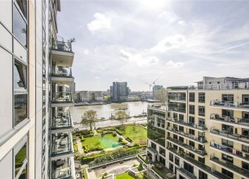 Thumbnail 3 bedroom flat for sale in Aspect Court, Lensbury Avenue, London