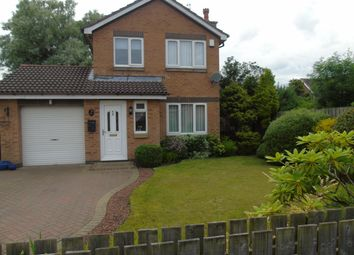 Thumbnail 3 bed detached house for sale in Pennine Drive, Ashington