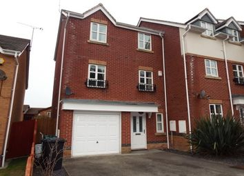 Thumbnail 4 bed town house to rent in Cwrt Llewelyn, Conwy