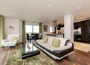 Thumbnail 3 bed flat for sale in Merlin Avenue, Granton, Edinburgh
