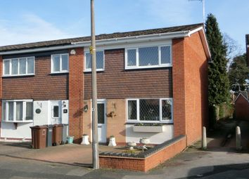 Thumbnail 3 bed end terrace house for sale in Wakelin Road, Shirley, Solihull