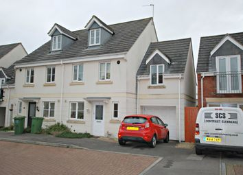 Thumbnail 4 bed semi-detached house to rent in Rosebay Gardens, Cheltenham
