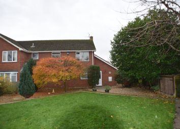 Thumbnail 3 bed semi-detached house for sale in Wembdon Hill, Wembdon, Bridgwater
