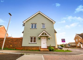 Thumbnail 2 bed semi-detached house for sale in Keymer Avenue, Peacehaven
