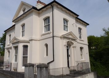 Thumbnail 2 bed flat for sale in Garfield Terrace, Plymouth