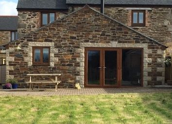 Thumbnail 2 bed semi-detached house for sale in Goonearl, Cornwall