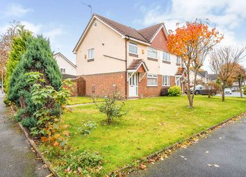 Thumbnail 3 bed semi-detached house for sale in Foxwood, St. Helens, Merseyside