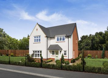 Thumbnail 4 bed detached house for sale in Weston Grove, New Road, Weston Turville, Aylesbury