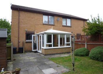 Thumbnail 2 bed semi-detached house to rent in Welburn Close, Rendlesham, Woodbridge