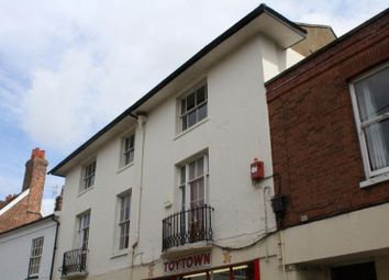 Thumbnail 3 bed flat to rent in Church Street, Woodbridge