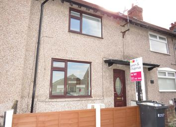 Thumbnail 2 bed terraced house to rent in Enfield Road, Ellesmere Port