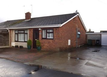 Thumbnail 2 bed bungalow for sale in Trunch, North Walsham, Norfolk