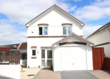 Thumbnail 4 bed detached house for sale in Moat Park, Eggbuckland, Plymouth