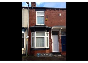 Thumbnail 3 bed terraced house to rent in Talbot Street, Middlesbrough