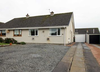 Thumbnail 2 bed semi-detached house for sale in Elm Grove, Nairn
